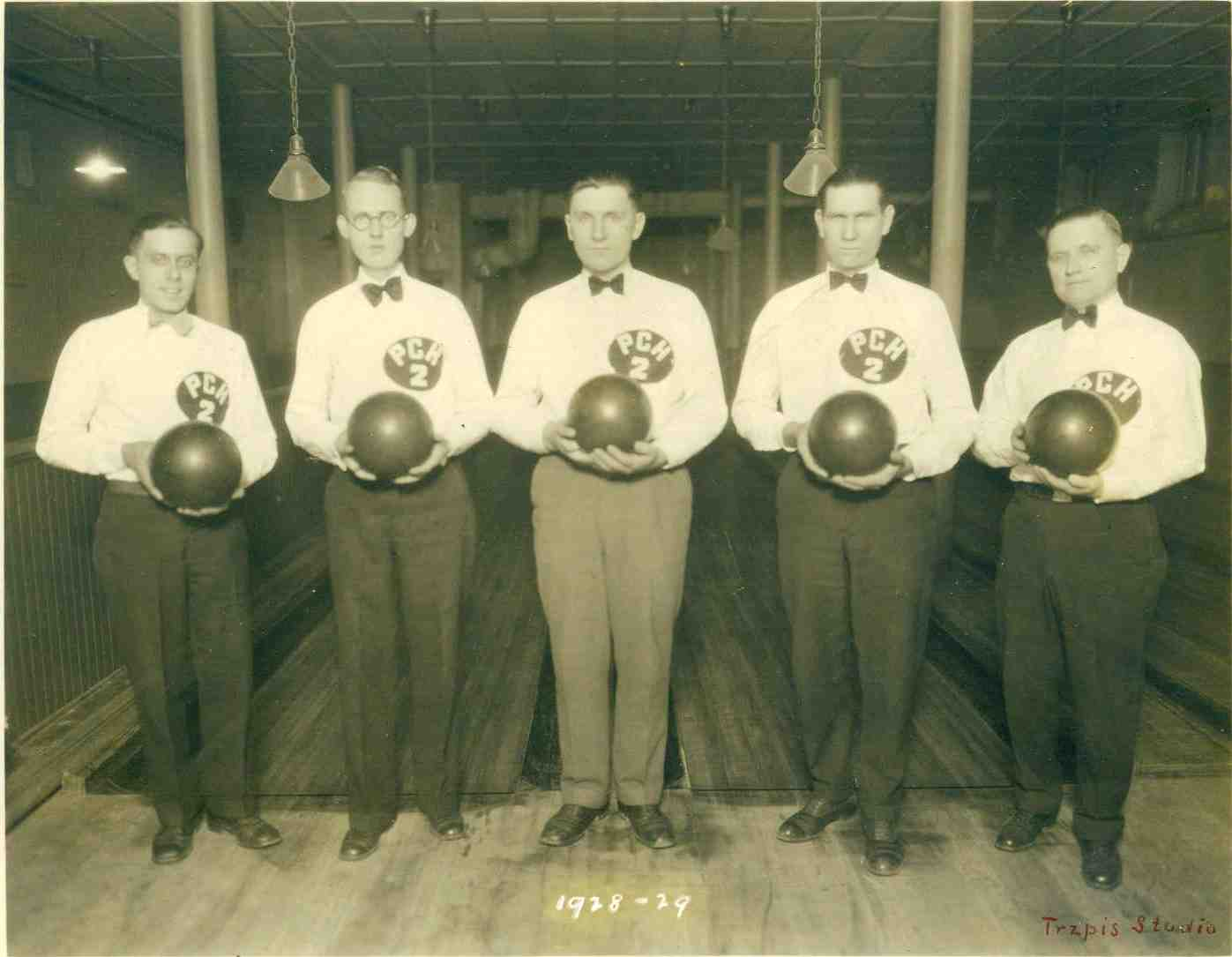 1928 Polish Home Bowlers