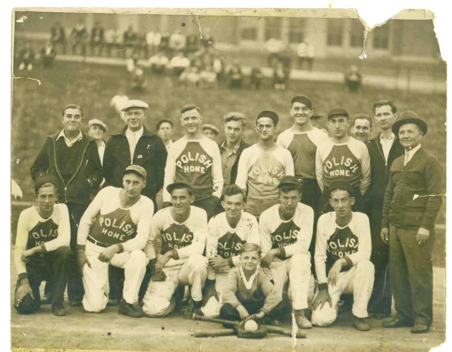 1935 Softball Champs at Frazer